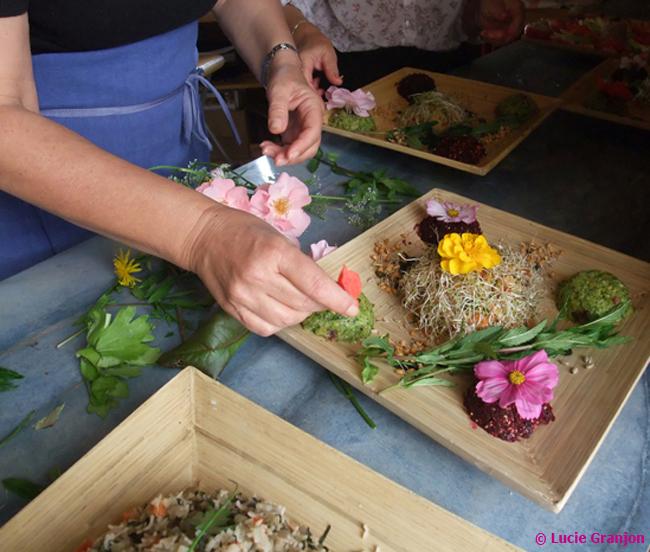 Stages de cuisine Terre Vivante