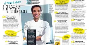 Vital Food, nouveau magazine de cuisine saine et facile