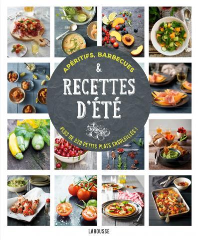 Apéritifs, barbecues & recettes d'été de Carla Bardi