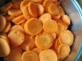 Mousse de carottes en verrines