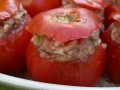 Tomates farcies non grasses
