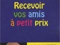 Recevoir vos amis à petit prix de Jean-Pierre Coffe et Laure Gasparotto
