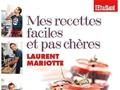 Ma cuisine facile et pas chère de Laurent Mariotte