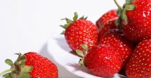 Les bienfaits de la fraise