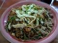 Mine frit mauricien ou nouilles sautées