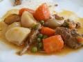 Navarin d'agneau aux légumes de printemps