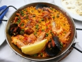 Paëlla, le plat espagnol