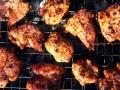 Barbecue de poulet à la Mauricienne