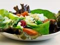 Salade marinière et ses légumes de terre