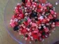 Salade orientale aux pois chiche