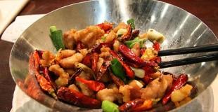 La cuisine au wok